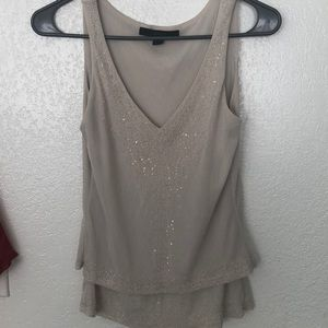 Beaded detailed express tank perfect condition